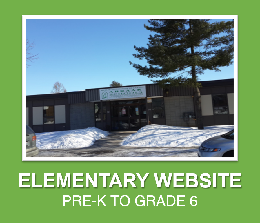 Abraar Elementary School Website